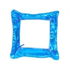 Подушка с цветной окантовкой